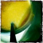 Rio de Janeiro - Alexandra Prado Coelho - Sopa de banana com laranja e gengibre no restaurante Espirito Santa, em Santa Teresa