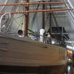 Frammuseet, o navio gigante Fram | Foto de Tiago Sousa