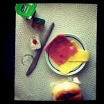 O pequeno-almoço