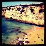 Algarve, praia de Albandeira