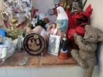 Cemitério Poblenou, El Santet