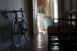 Bicicleta no Palácio Belmonte
