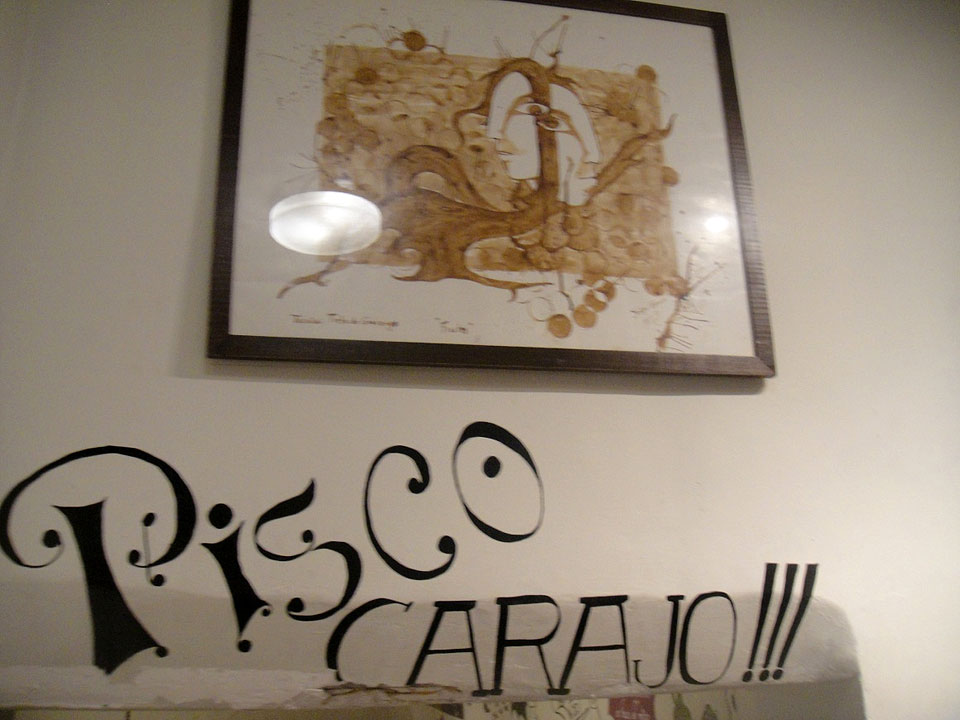 Museo del Pisco