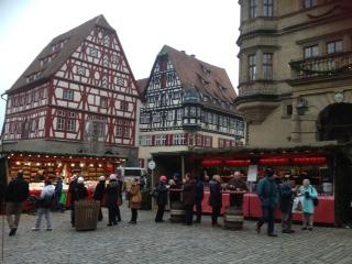Rothenburg ob der Tauber - Baviera (Alemanha)