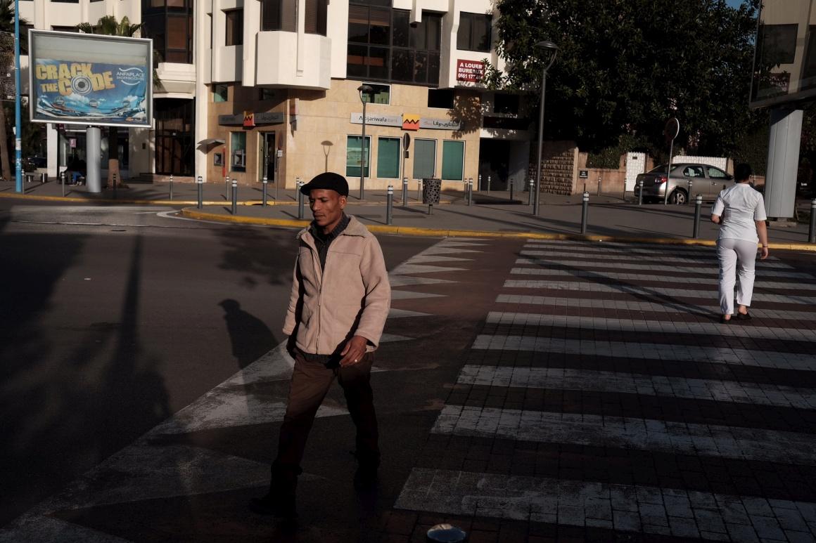 Casablanca, foto de Miguel Manso