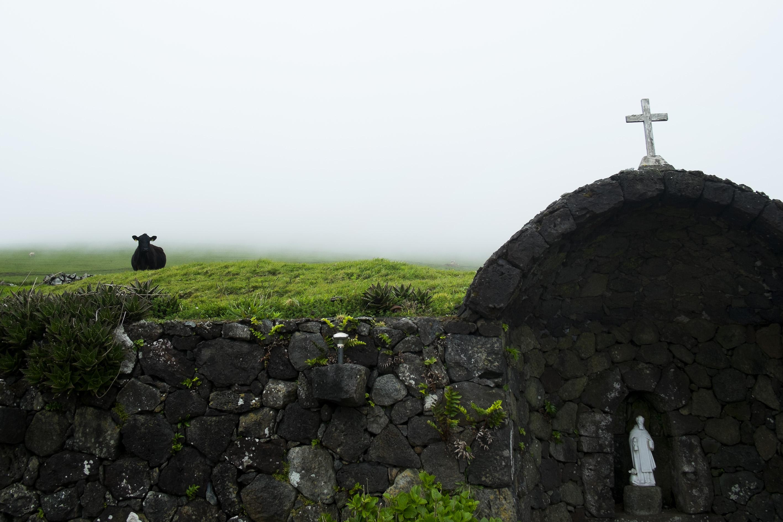 Ilha do Corvo , Acores . Corvo , 04 de Abril de 2016 . ©Enric Vives-Rubio