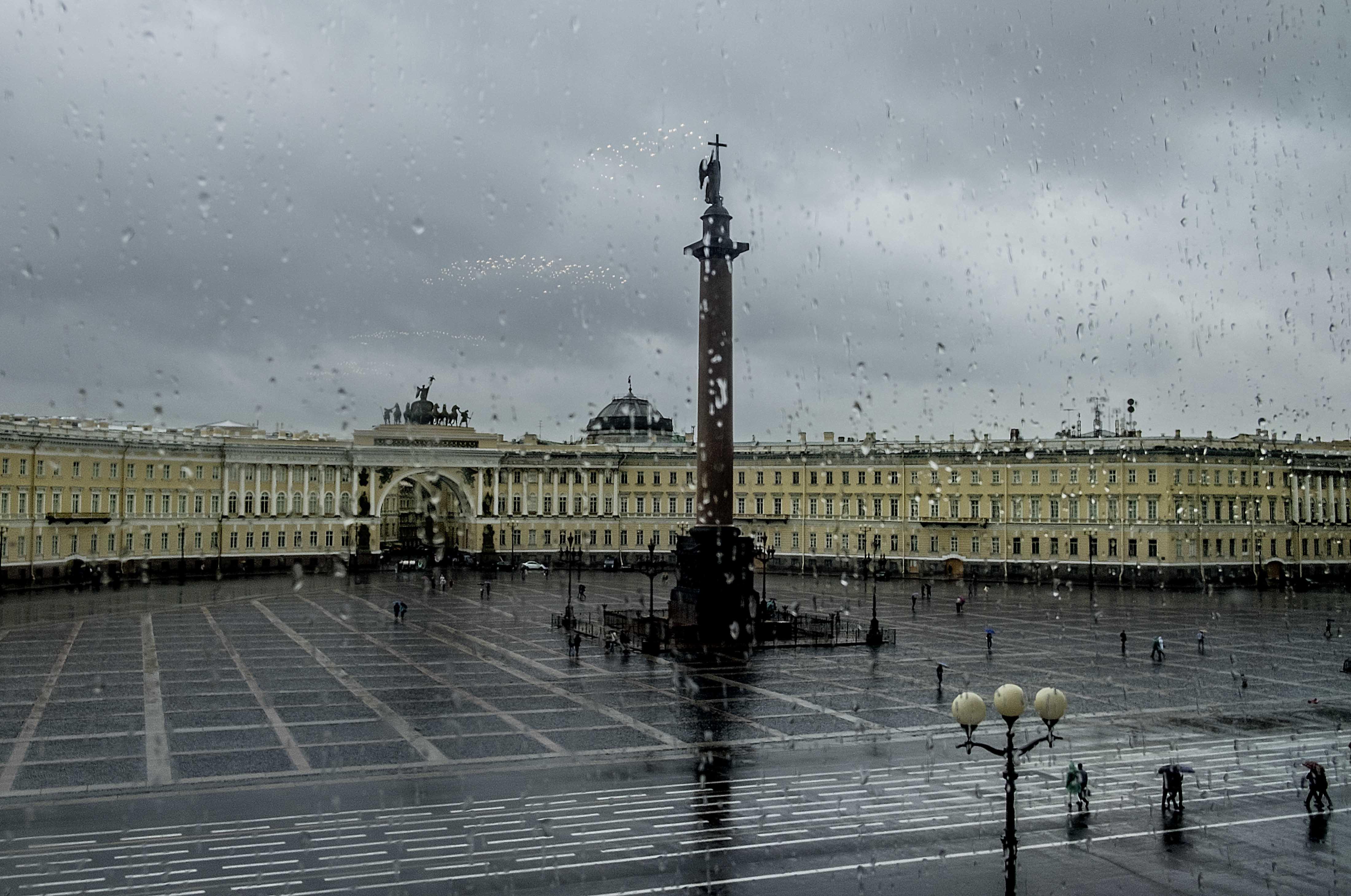 São Petersburgo, Hermitage - Foto de Adriano Miranda