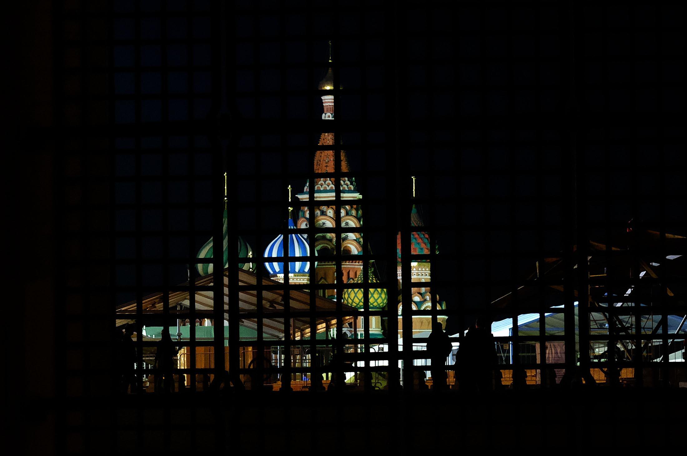 MOSCOVO RUSSIA