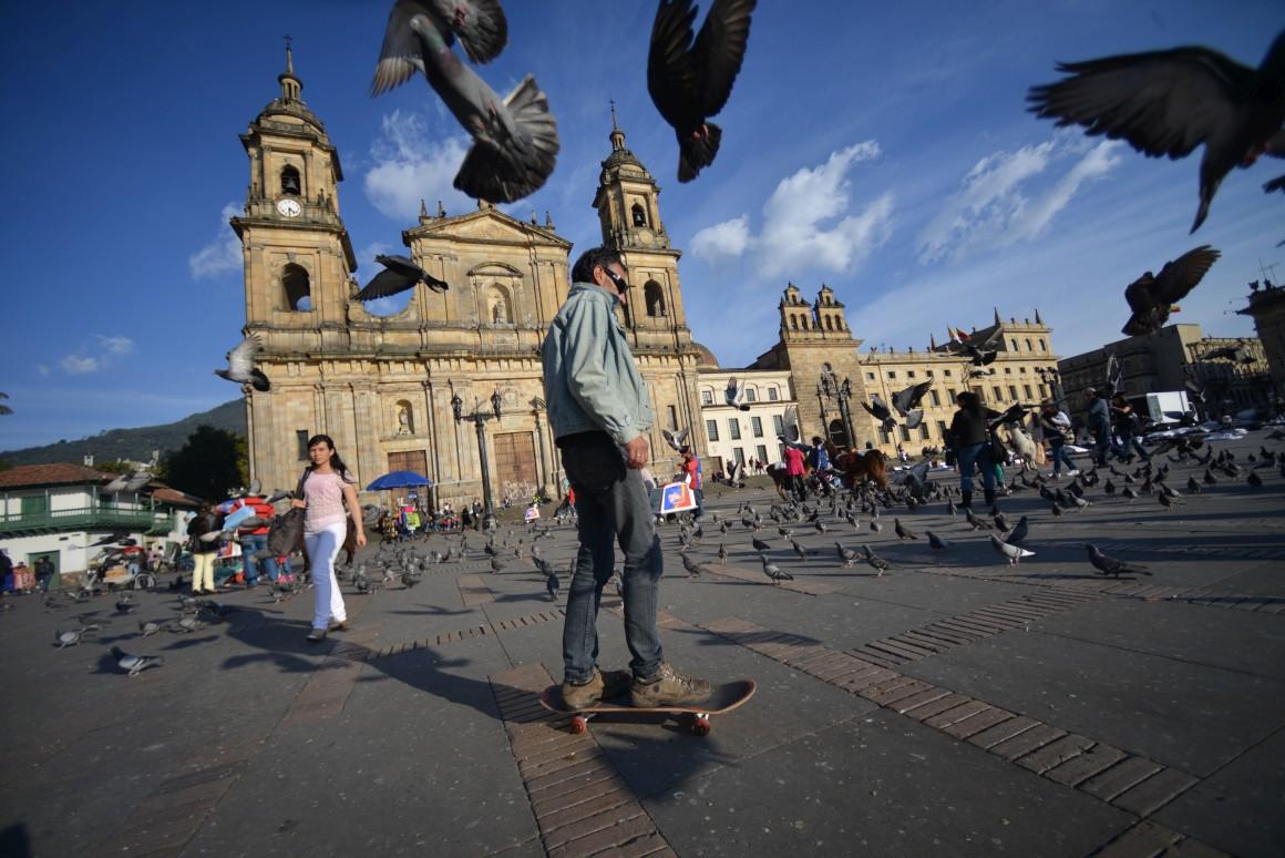 Bogotá - Foto de Paulo Pimenta