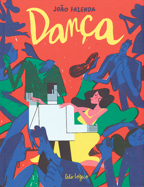Capa Livro Dança
