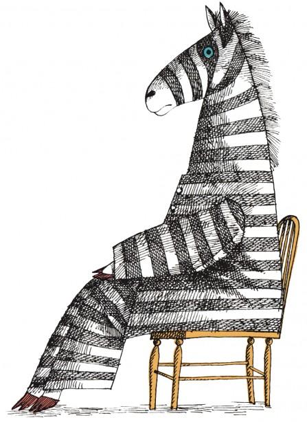 Livro Se Zebra