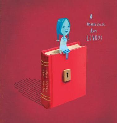 Capa menina Livros