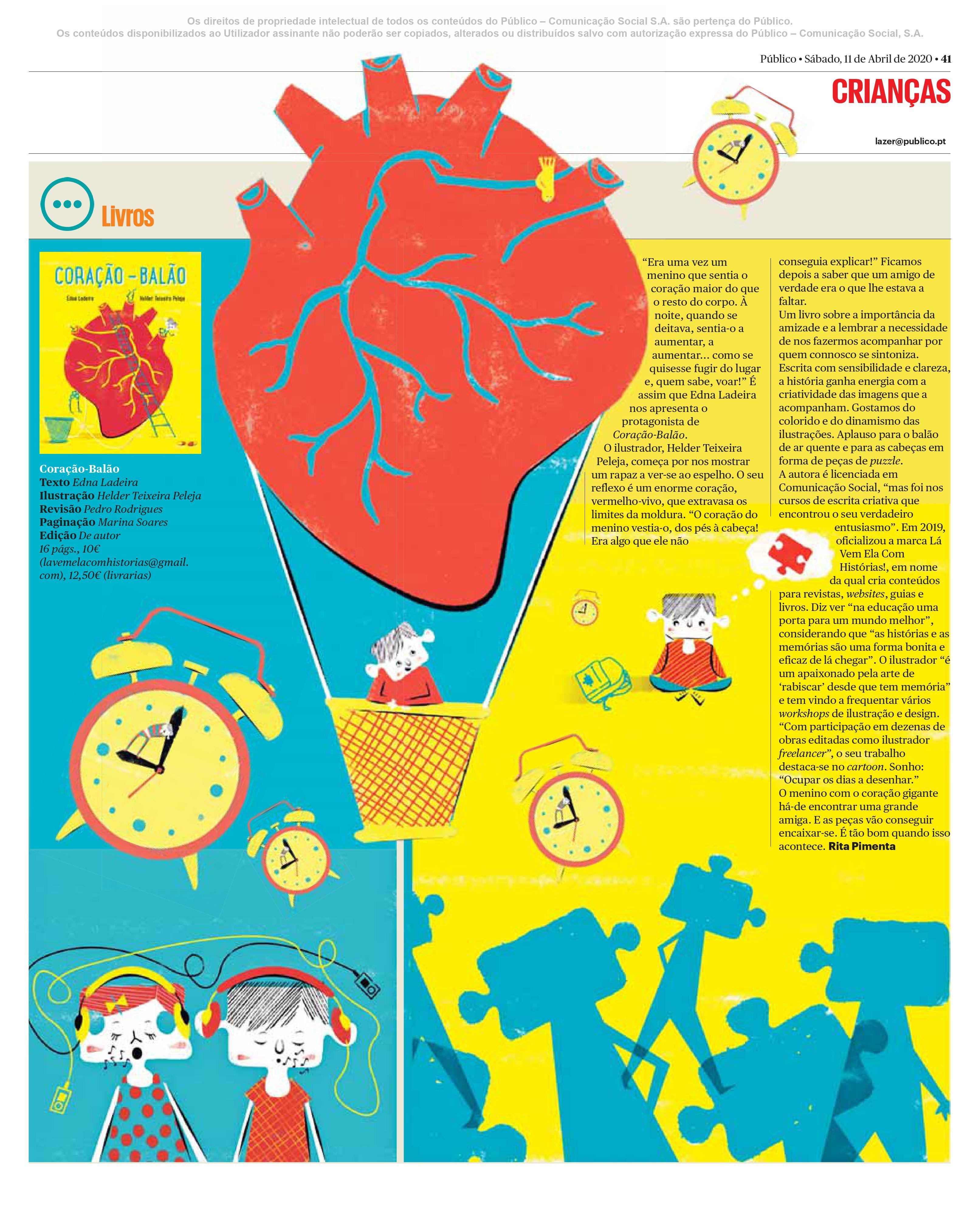 PáginaCrianças11AbrilCoração-Balão