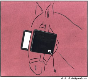 Cartoon: El Roto. El País, 19 de Junho de 2011