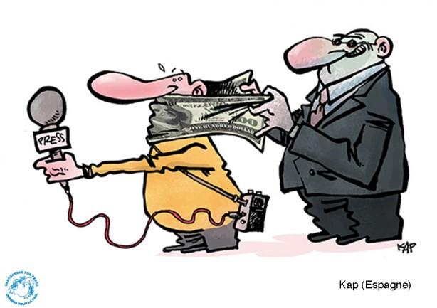 Cartoon: Kap