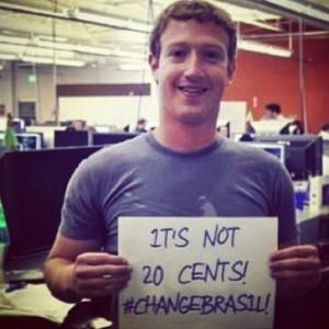 P23 falso Zuckerberg