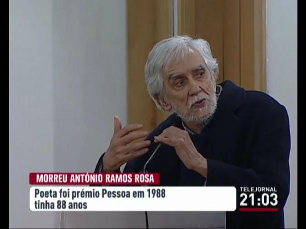 P23 António Ramos Rosa.
