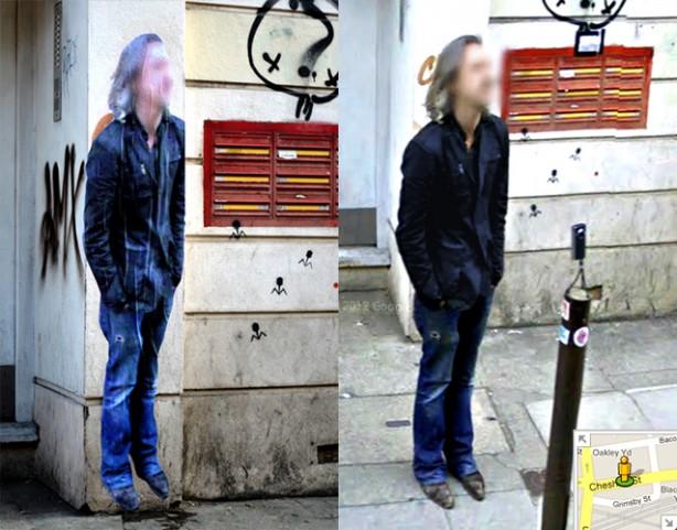 Paolo Cirio – Street Ghosts