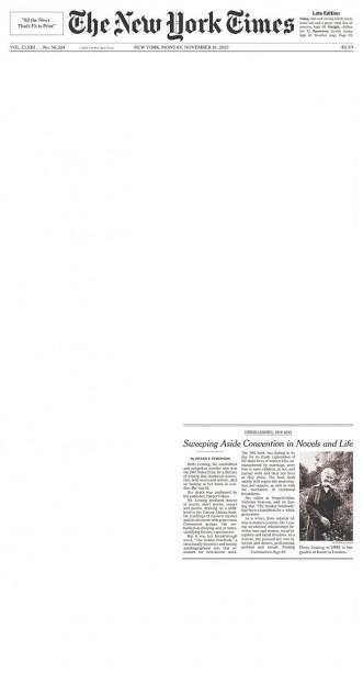 The New York Times, Estados Unidos da América