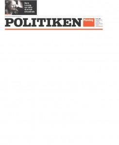 Politiken, Dinamarca