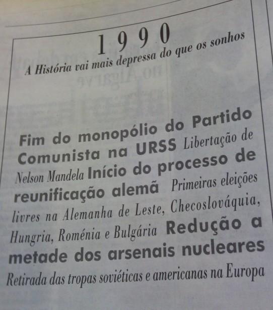 P23 P25 ano de 1990