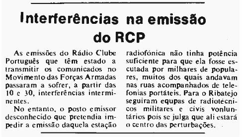 25A DL emissão RCP
