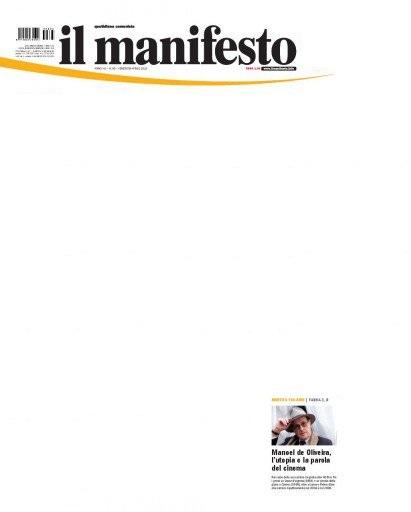 P23 Oliveira Manifesto