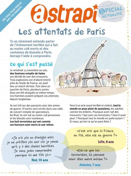 P23 atentados Paris Astrapi 1