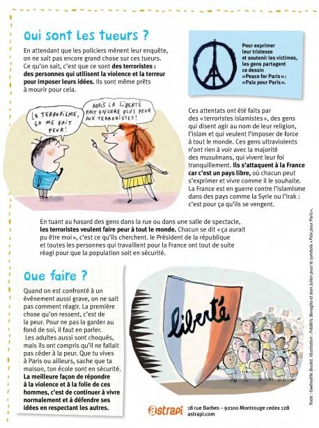 P23 atentados Paris Astrapi 2