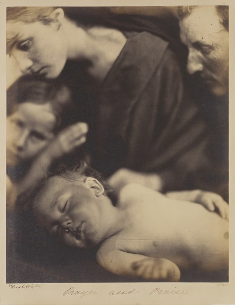 Julia Margaret Cameron – Prayer and Praise