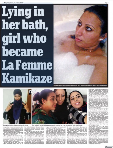 P23 falso Daily Mail