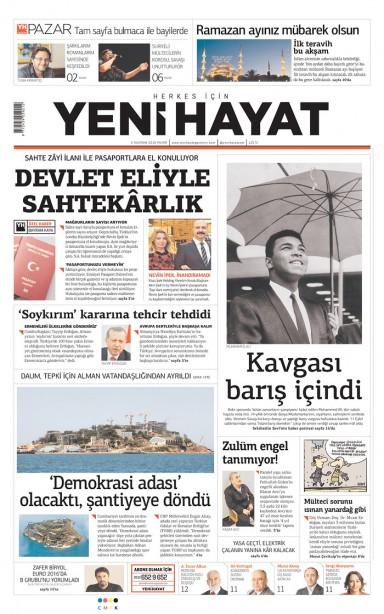 P23 Ali Turquia Yeni Hayat