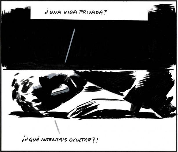 P23 El Roto vida privada