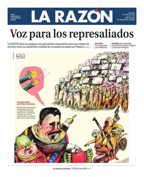 P23 + La Razón 2016.05.22