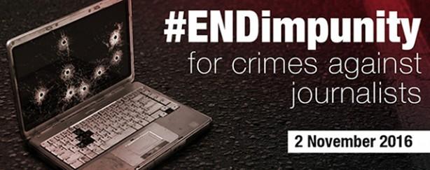 P23 dia fim crimes jornalísticas
