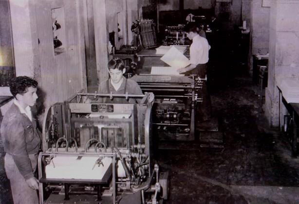 Fotografia apresentada no Centro da Memória de Vila do Conde