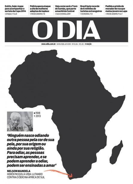 O Dia, Brasil