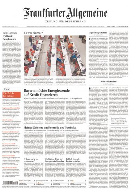 Alemanha Frankfurter Allgemeine Zeitung