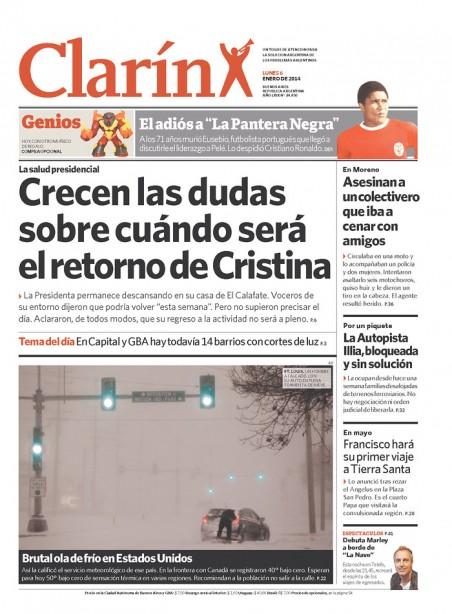 Argentina Clarin