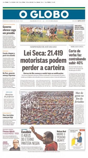 Brasil O Globo