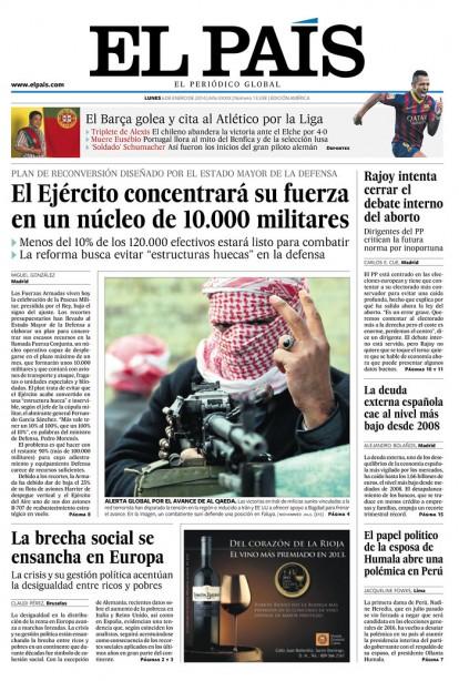 Espanha El País