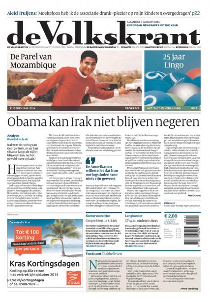 Holanda de Volkskrant