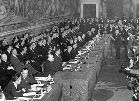 rome 1957